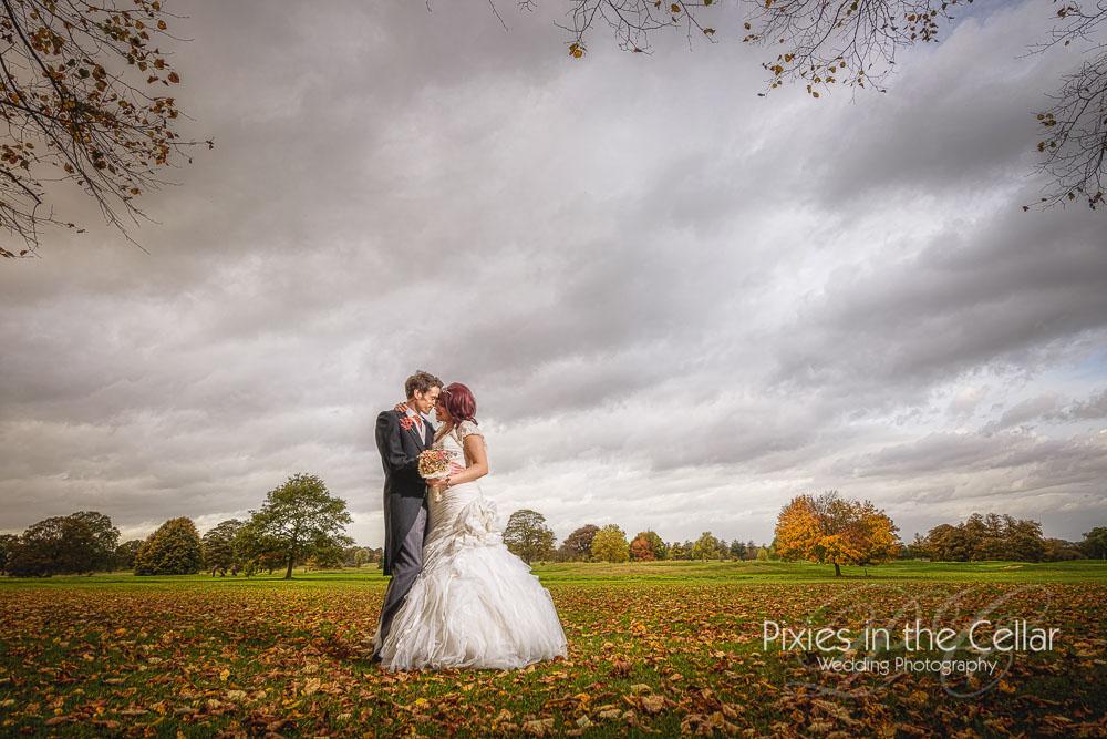 UK wedding photographer autumn