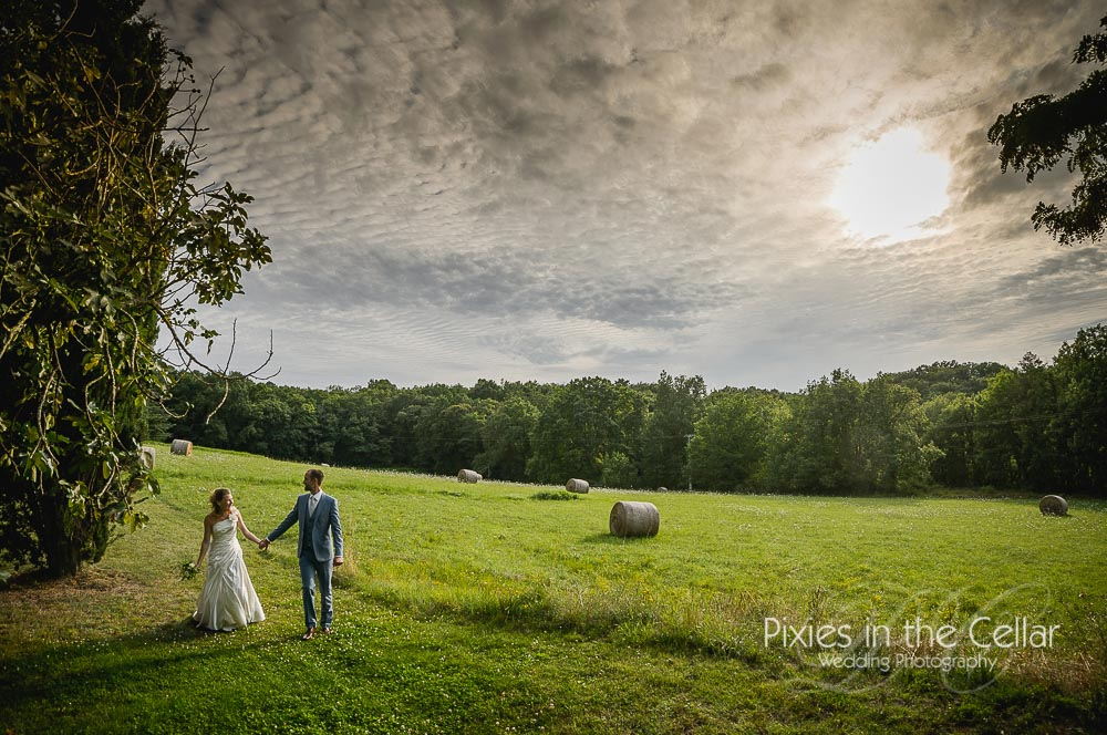 Dordogne Wedding photography