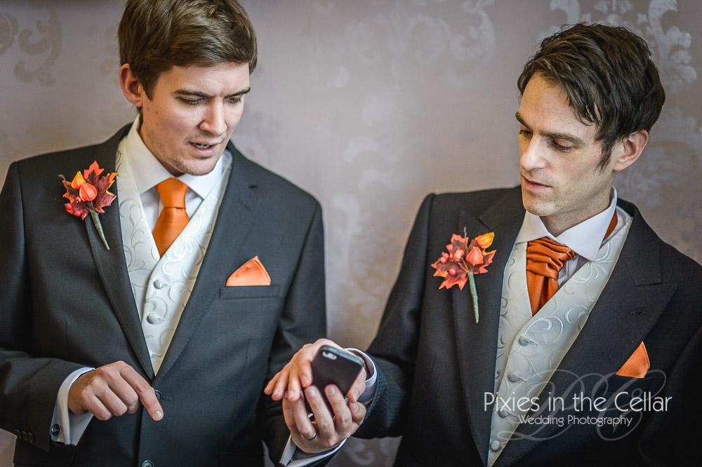 Manchester documentary wedding photographers