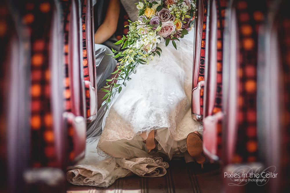 vintage bus manchester wedding photographers