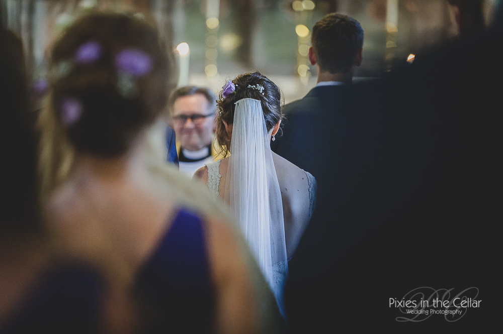 Hartington church wedding Photography