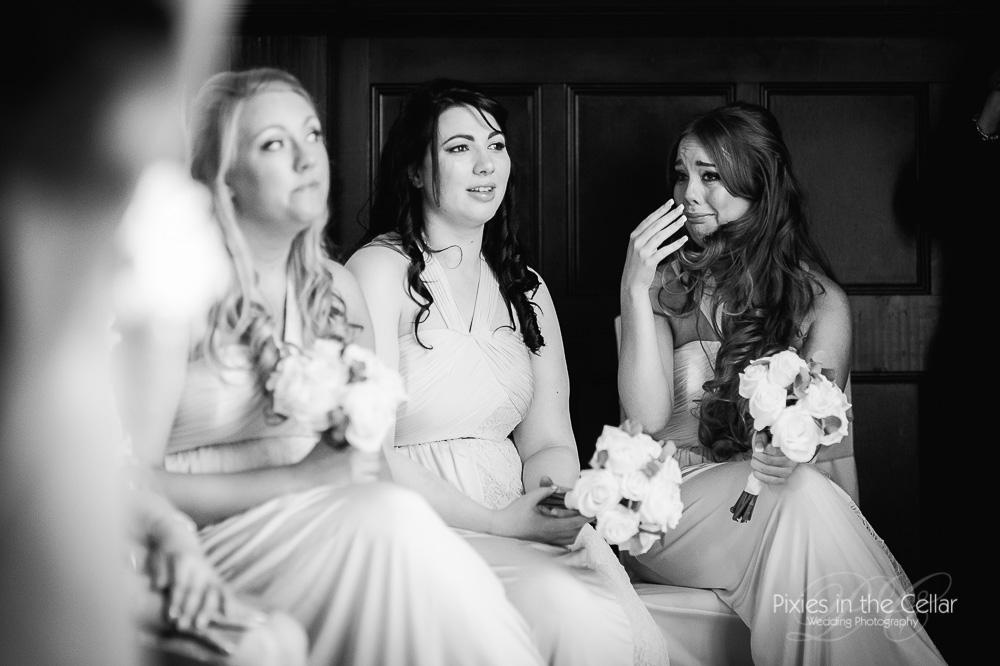wedding tears cheshire
