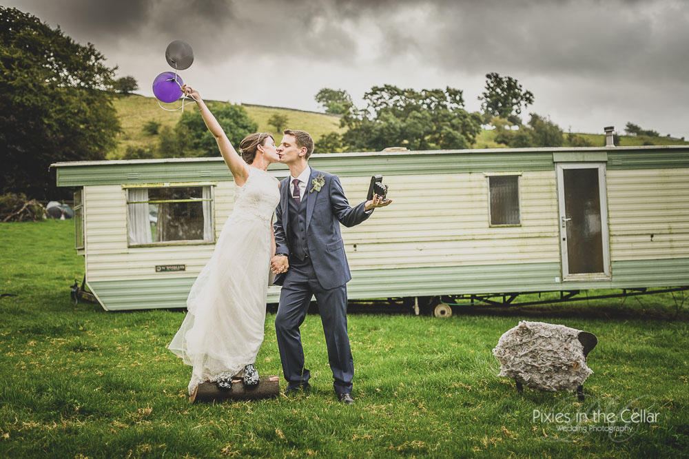 Peak District Farm Wedding Photography