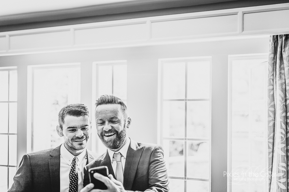 eaves hall groom wedding photography