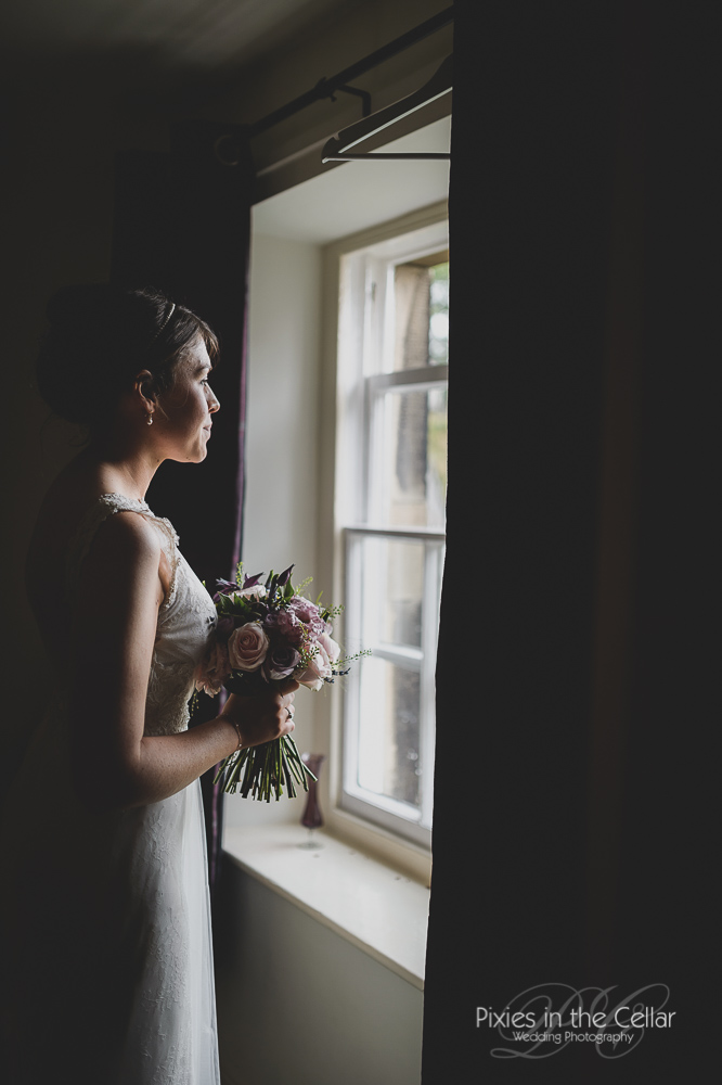 Bridal portrait Manchester Wedding Photographer
