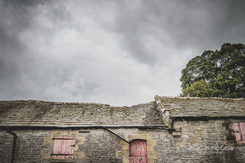 Rustic Peak District Farm Wedding Venue
