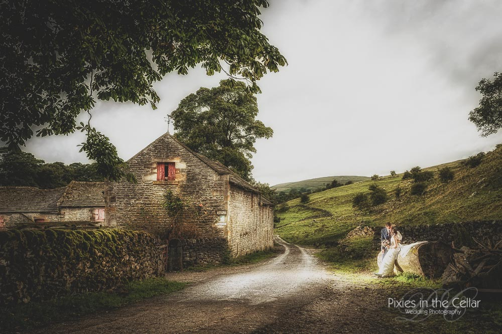 Iconic Peak District Wedding Photography