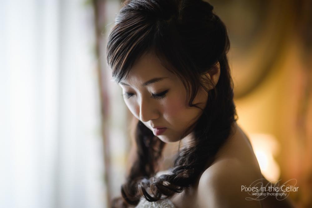 hong kong bride cheshire wedding