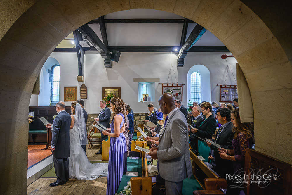 york wedding St giles copmanthorpe