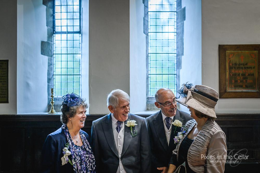 York church wedding