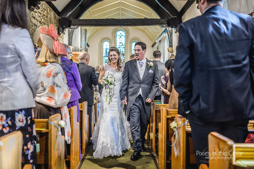 just married yorkshire
