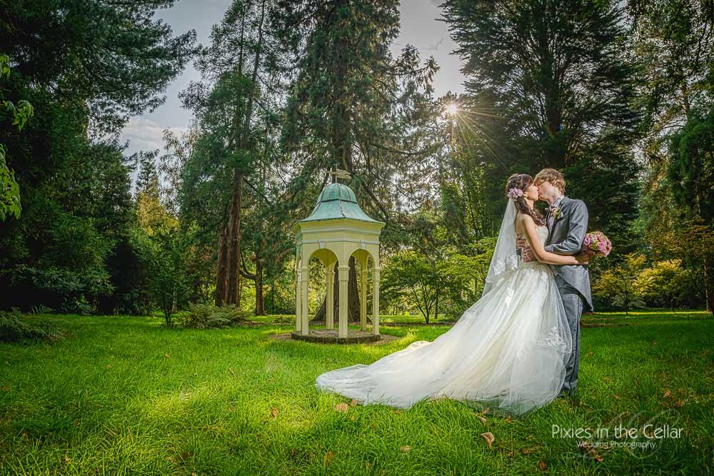 Cheshire wedding portraits
