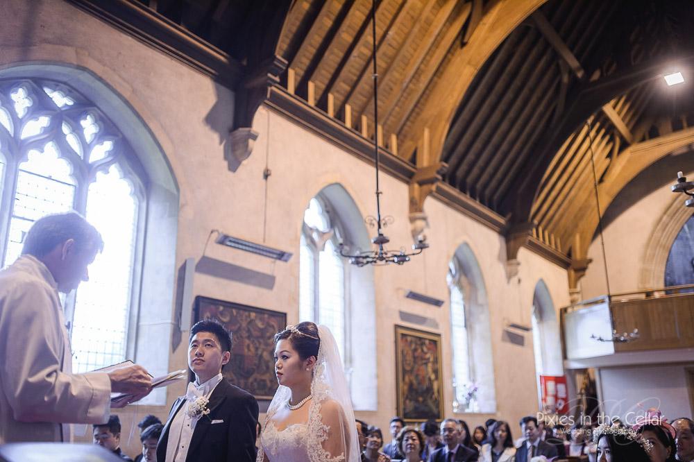 st andrews church wedding prestwold