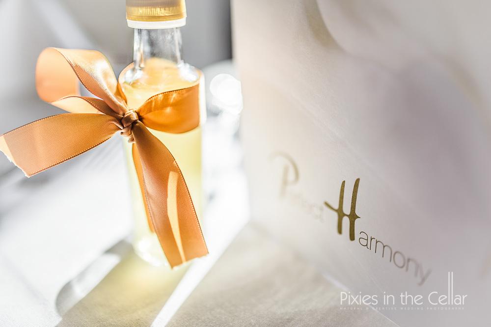 Limoncello Wedding favours