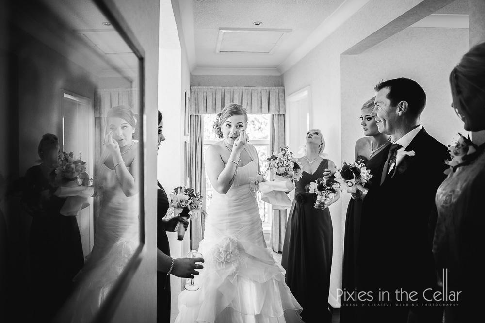 Kenwood Hall sheffield Wedding