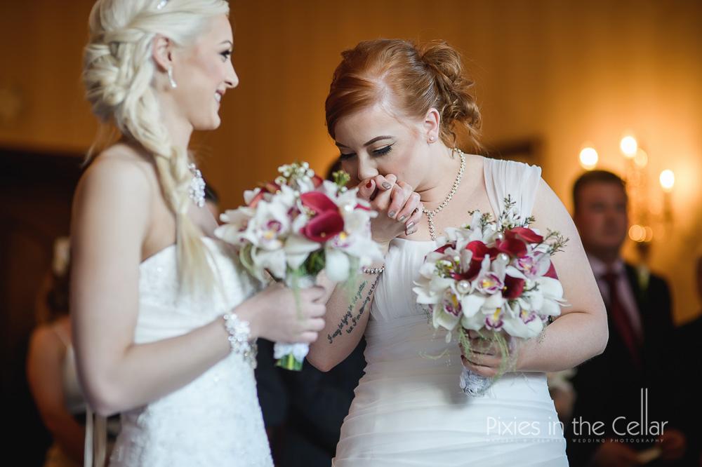 Same sex wedding Sheffield