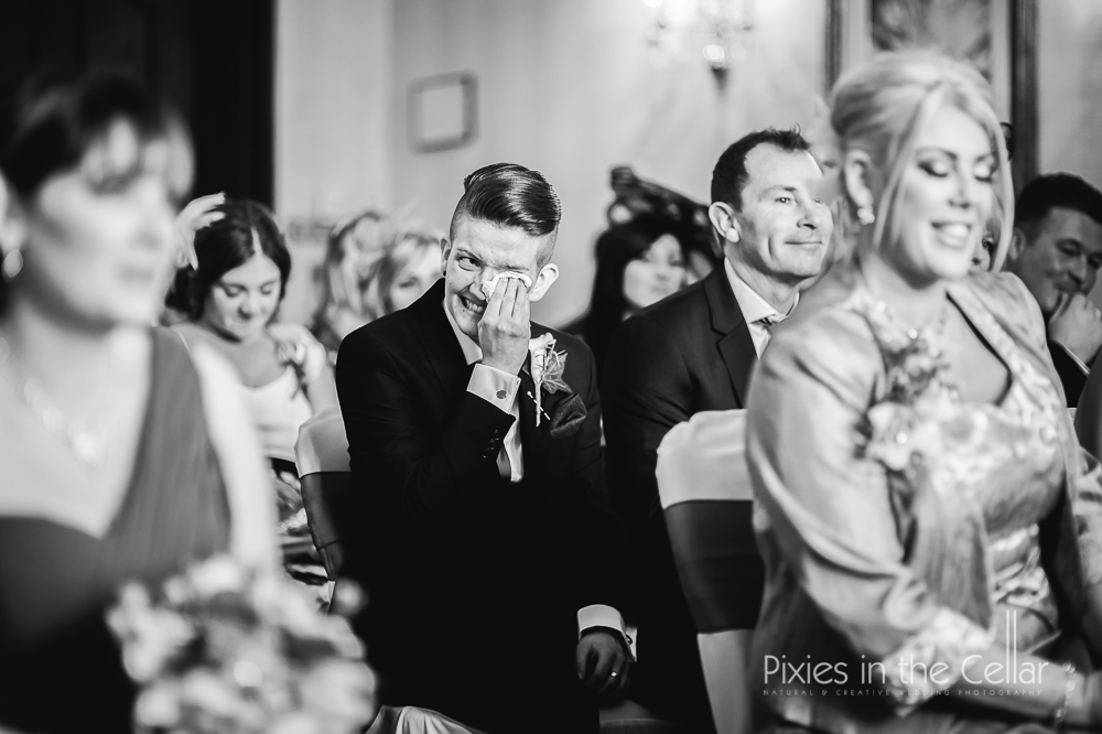 wedding emotions uk