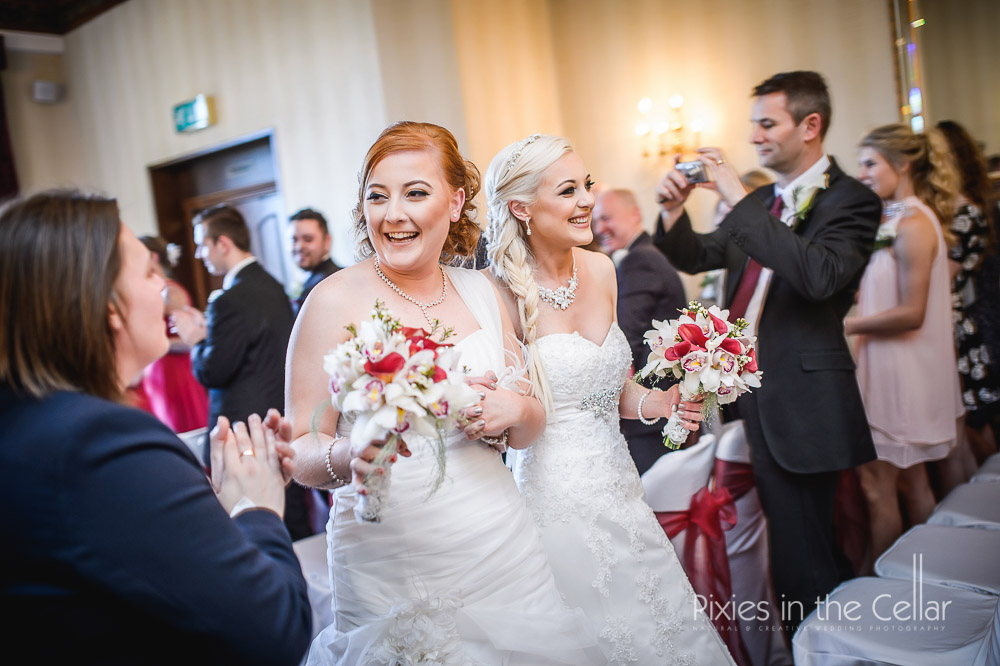 Same sex wedding uk