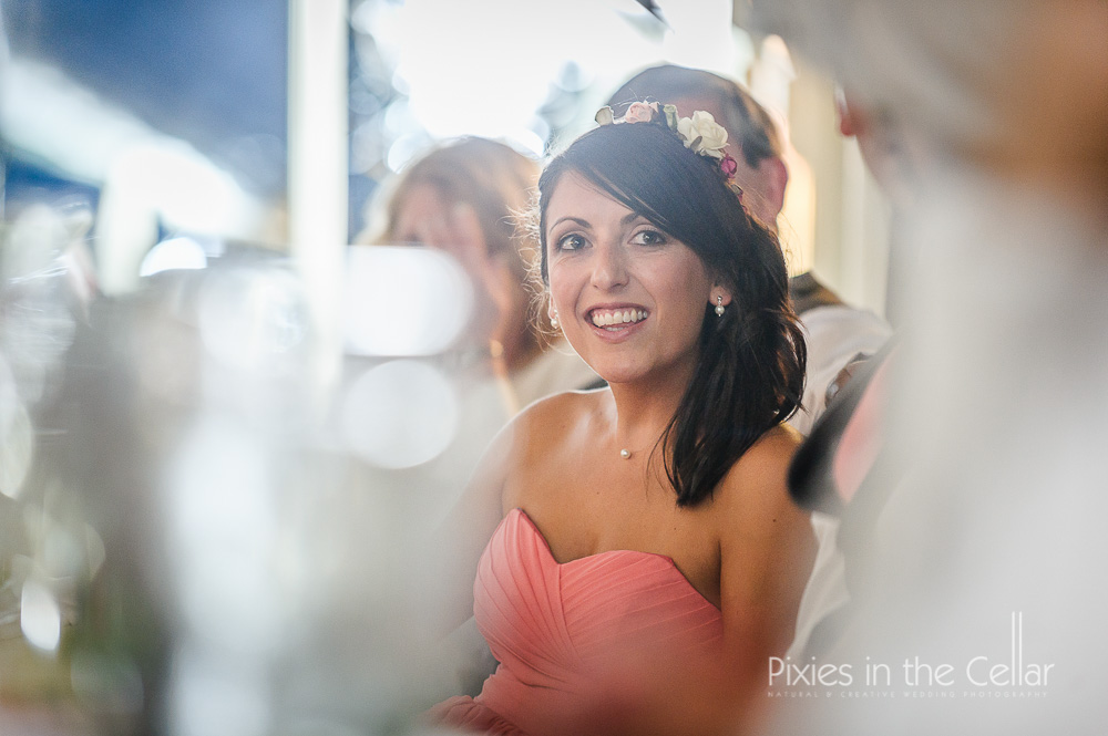 Abbeywood Estate wedding bridesmaid