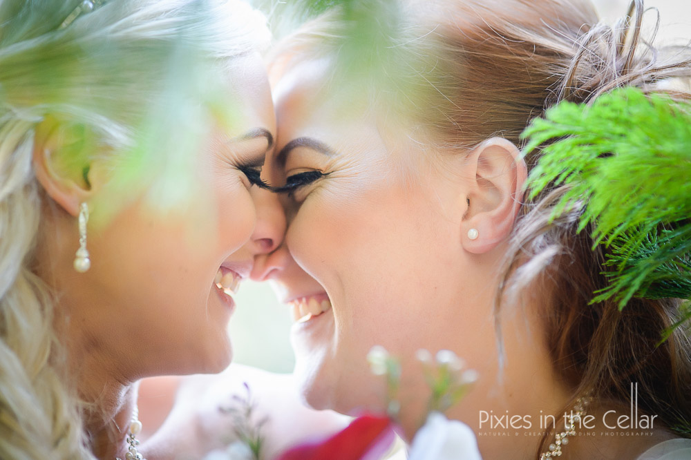 Girls wedding love gay marriage