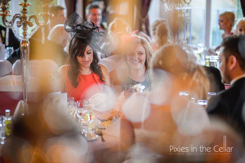 Kenwood Hall Wedding reception