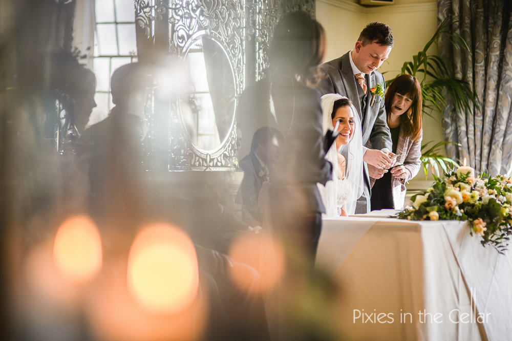eaves hall documentary wedding photography