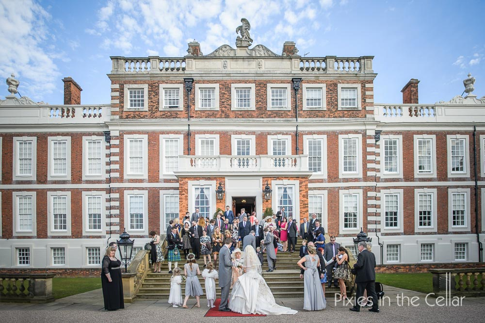 128 knowsley hall wedding photography