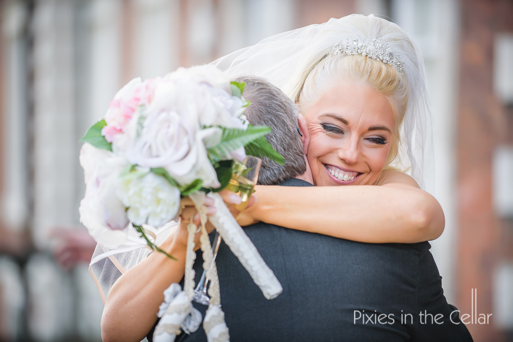 happy bride uk
