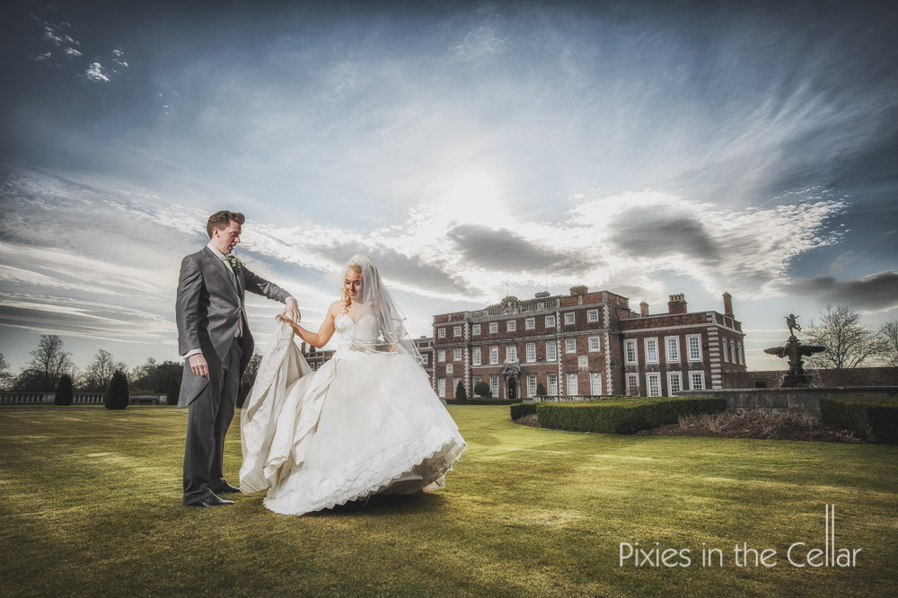 140 knowsley hall wedding photography