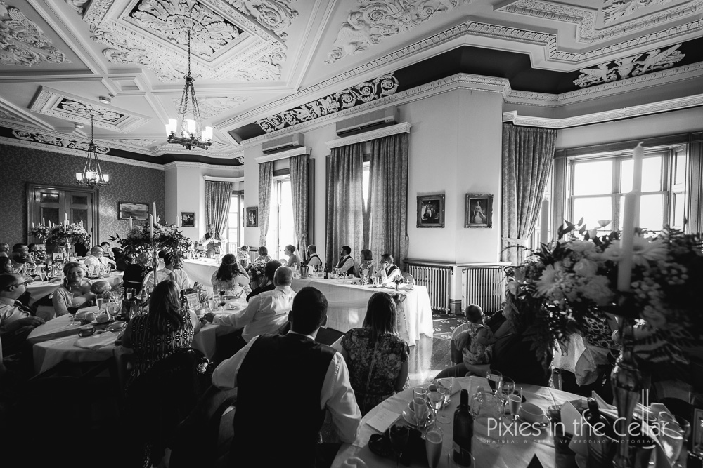 Haigh hall wedding speeches