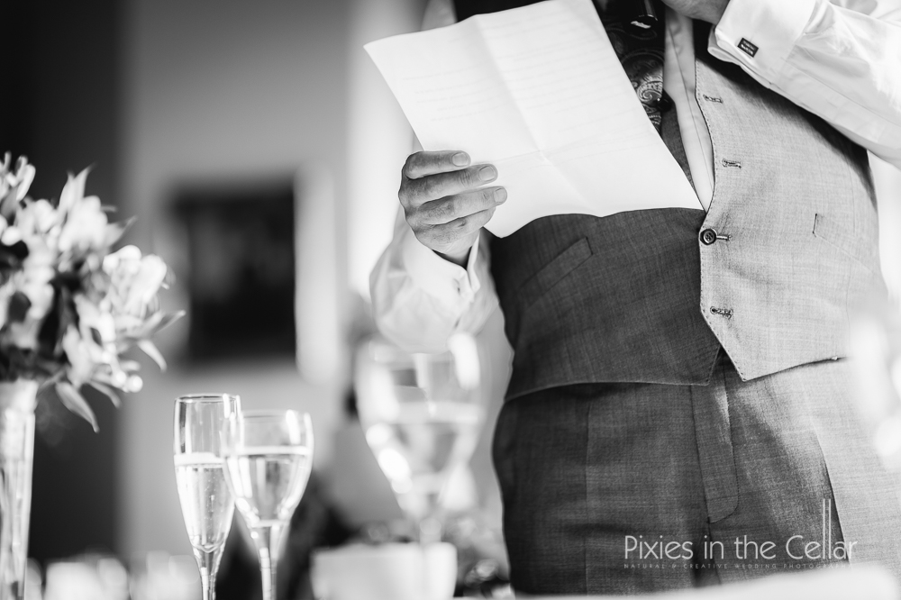 Lancashire wedding speeches