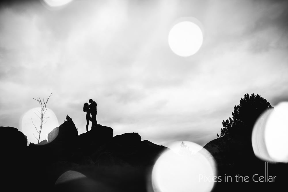 Manchester wedding photographer engagement shoot