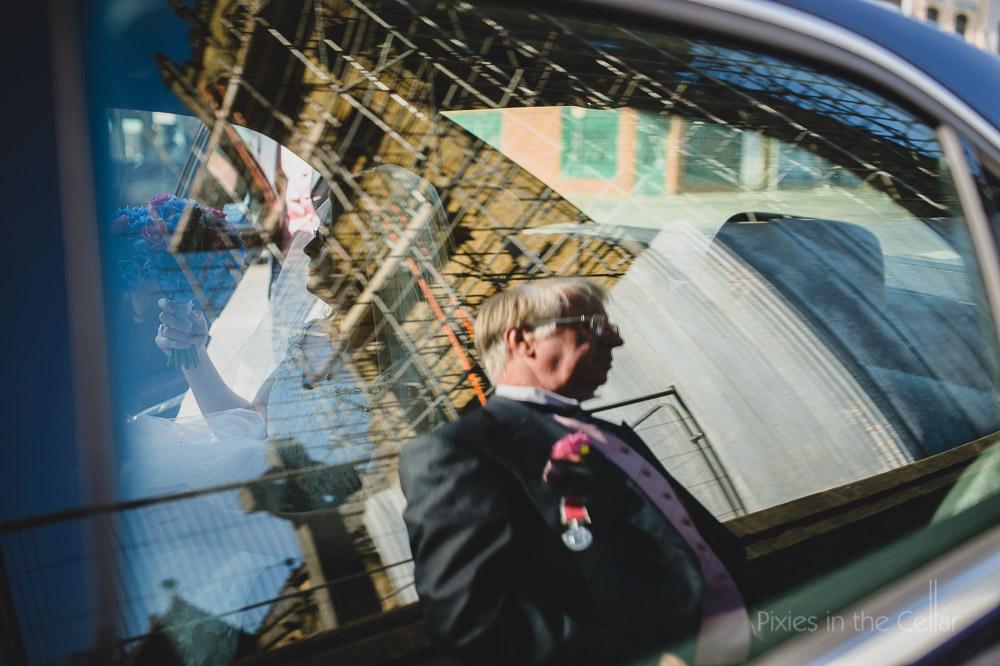 wedding reflections