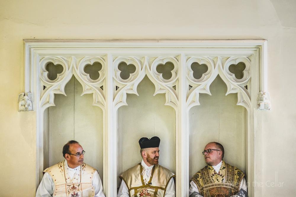 Church wedding priests Manchester