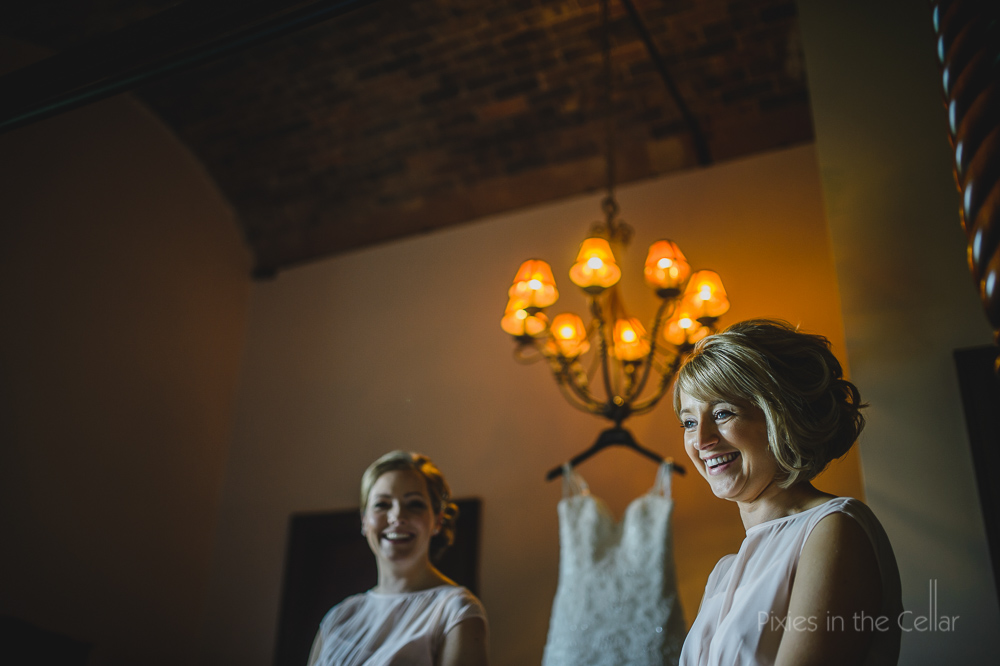 peckforton castle wedding bridesmaids