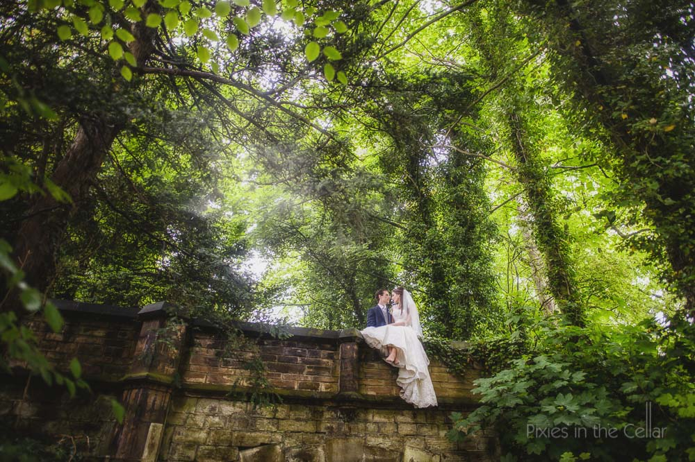 hyde bank farm wedding photography