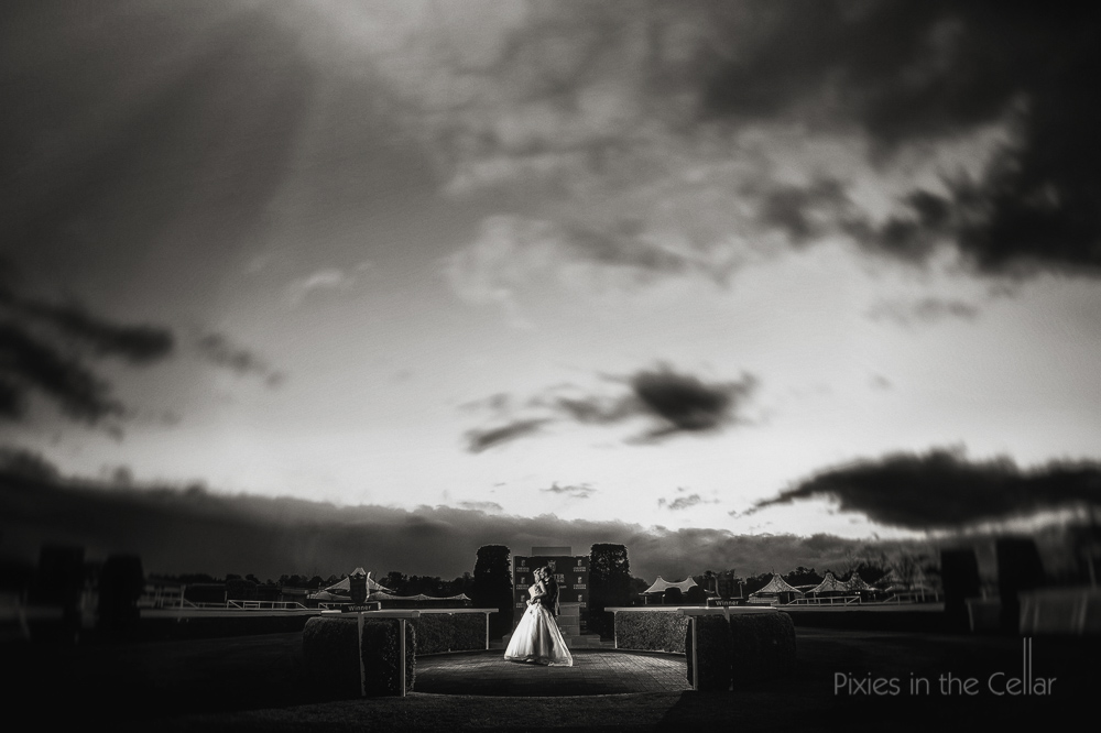 chester racecourse wedding photographer