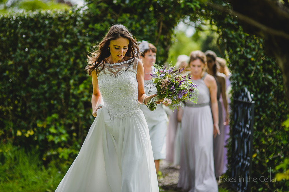 hilltop country house wedding photography cheshire summer