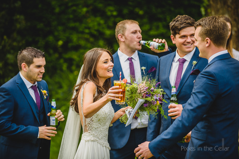 Cheshire Country House Wedding
