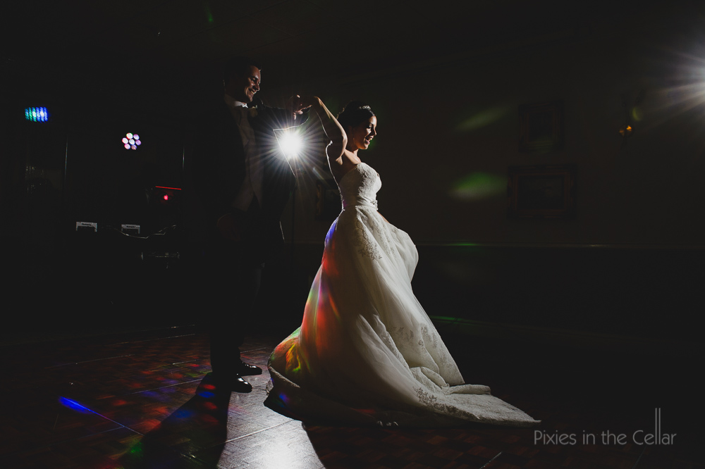 First dance norton grange hotel