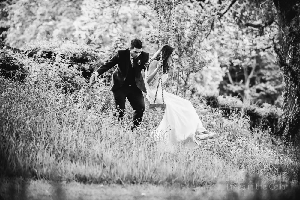 150 Hilltop Country House Wedding