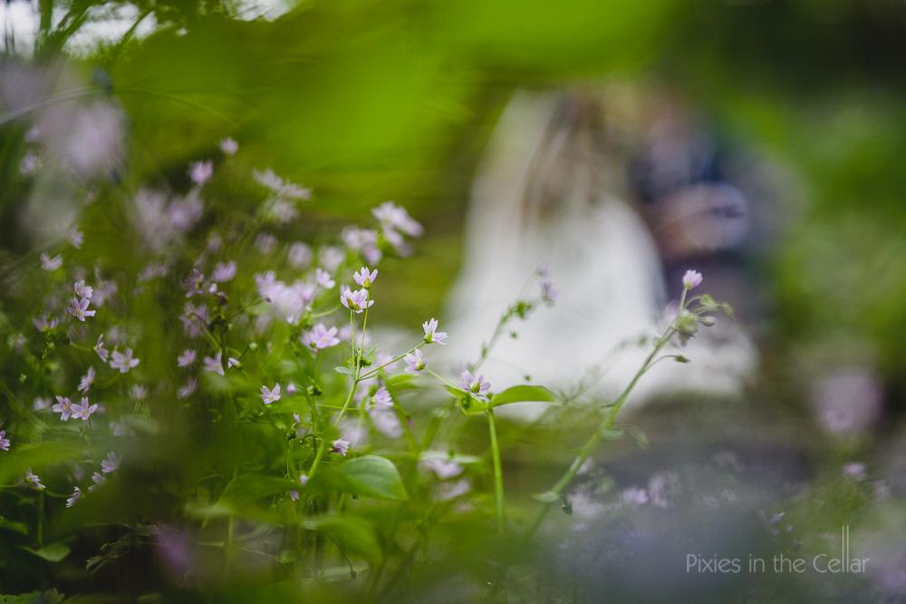 English summer wedding