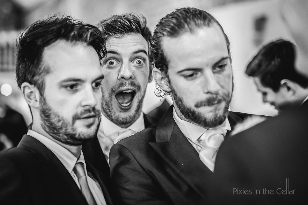 groomsmen fun