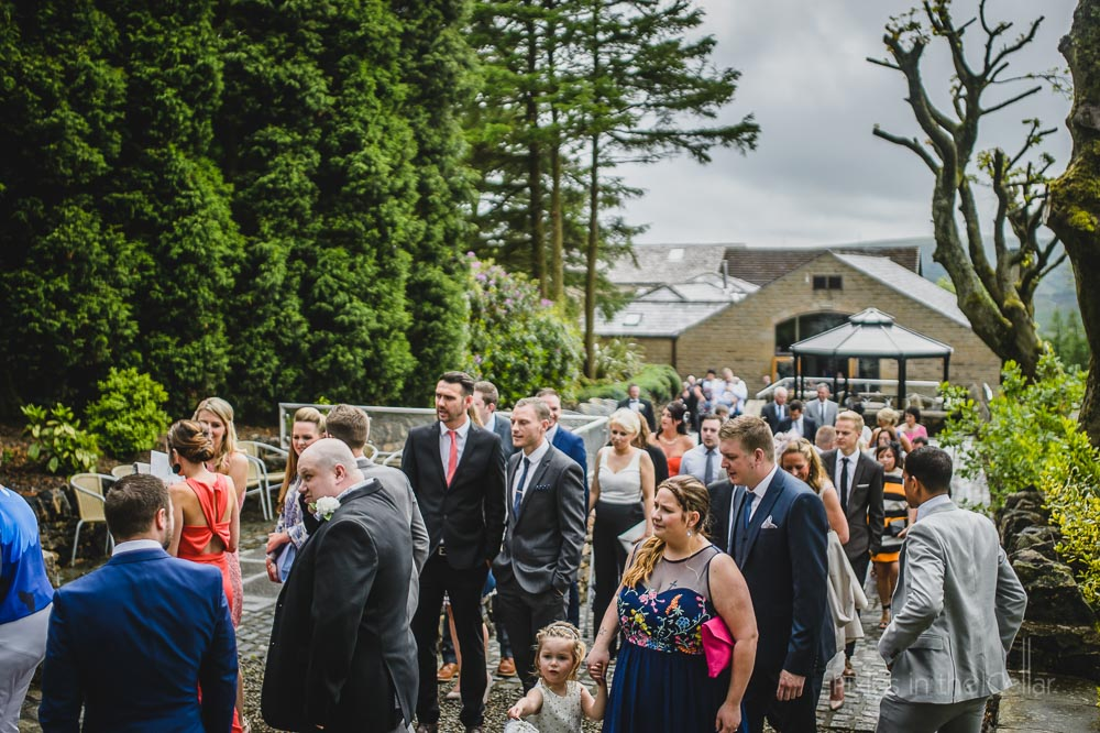 127 saddleworth hotel wedding photographer