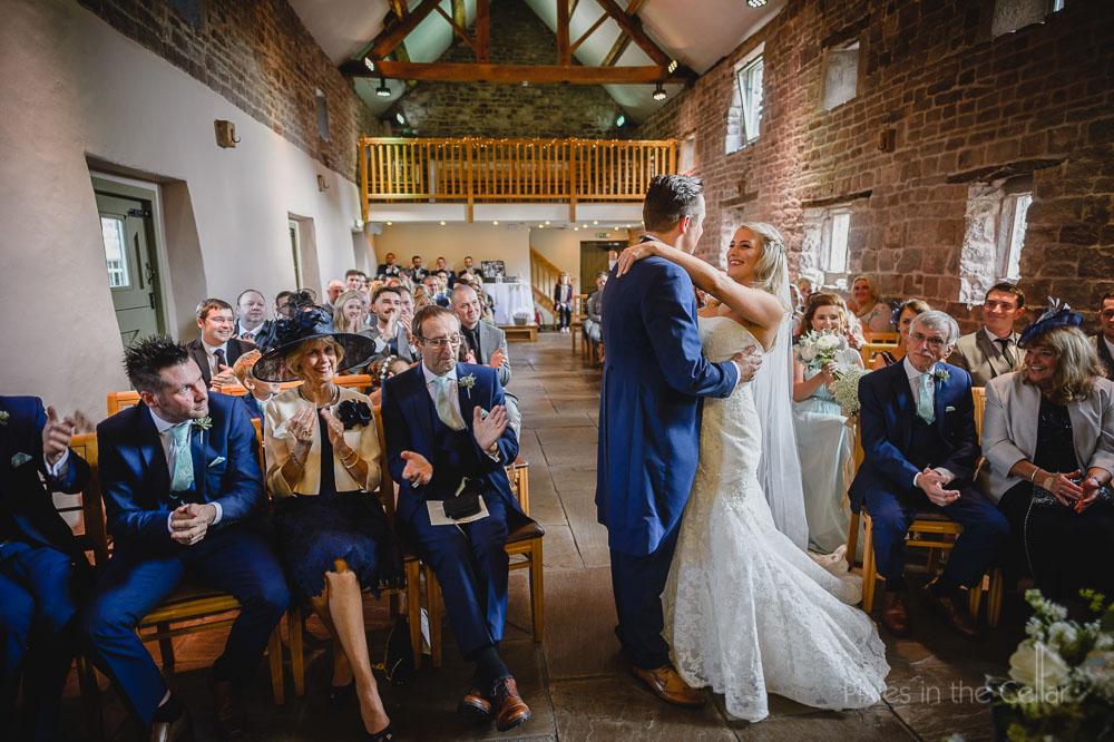 wedding ceremony staffordshire