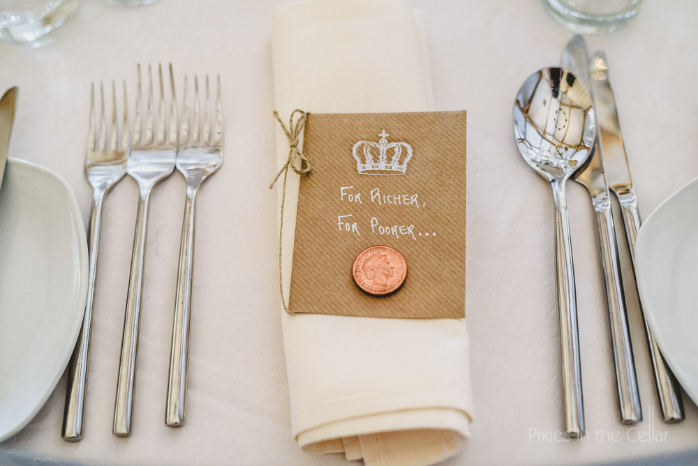 lottery ticket wedding favours