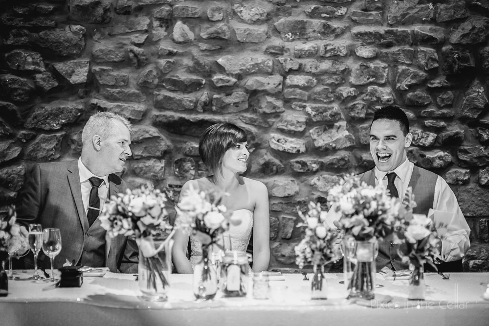 Tithe Barn Wedding Speeches