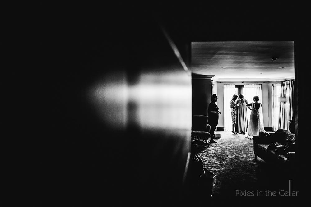Northcote bridal preparations