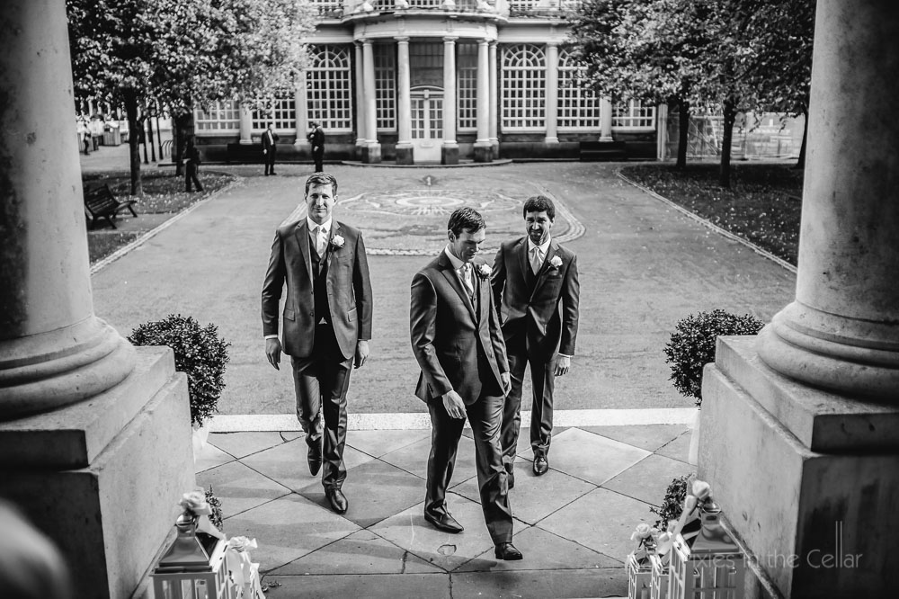Ashton memorial groomsmen