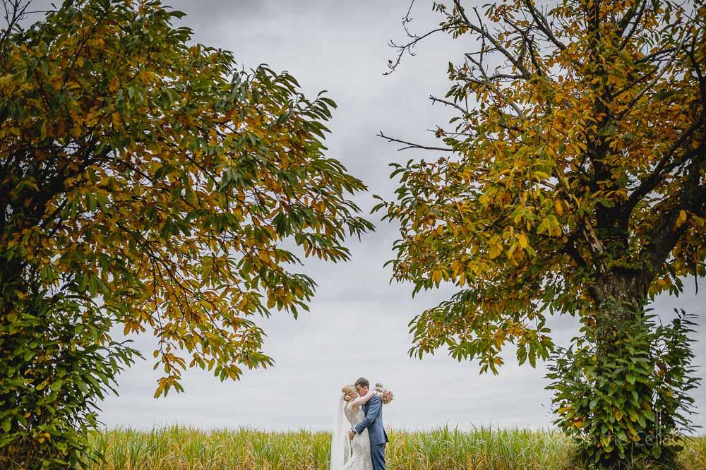 Alrewas Hayes Autumn Wedding